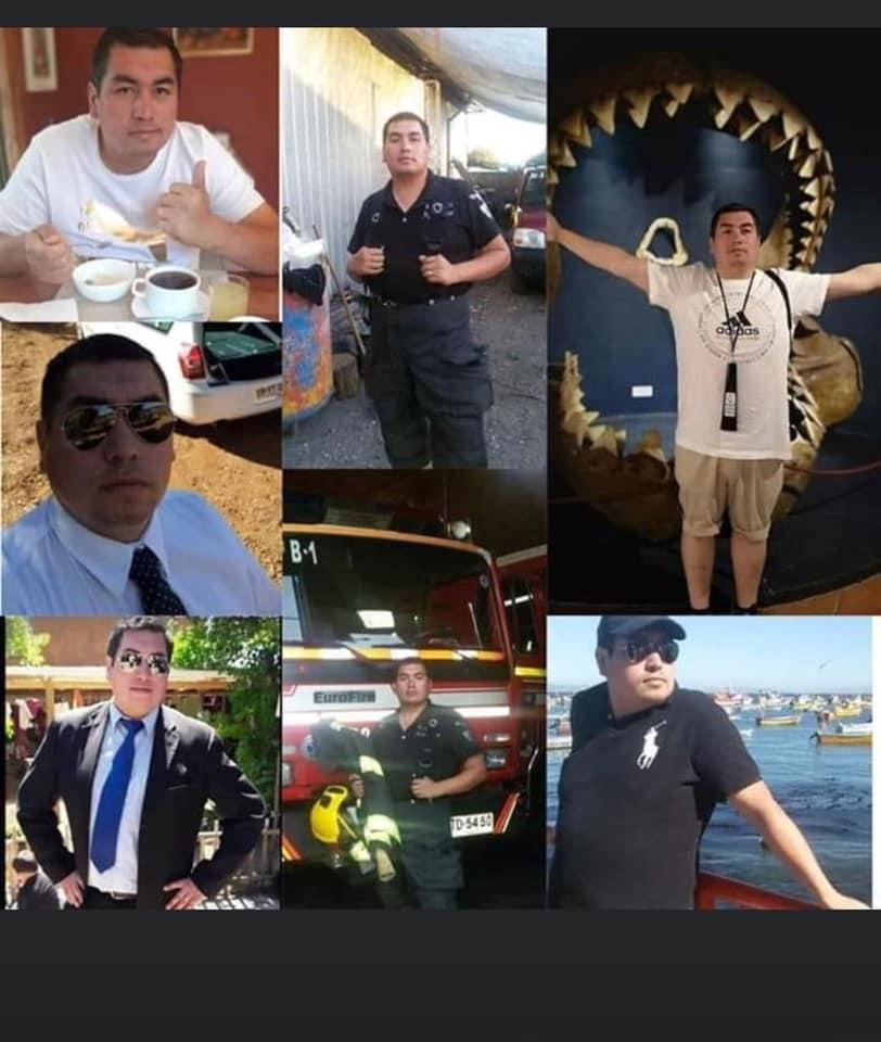 Condolencias familia Daniel Aqueveque