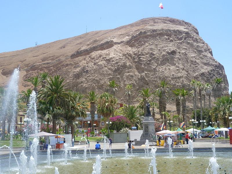 Marcamos presencia en Arica