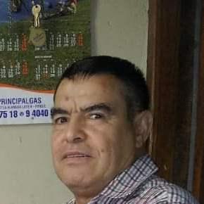 Ernesto Andrés Pezoa Quintana