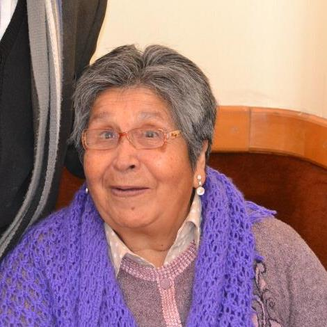 Audilia Deidamia Gómez Cabrera